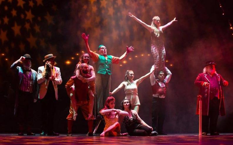 El Gran Circo Fele llega este domingo al auditorio 'El Greco'. / Espai La Rambleta
