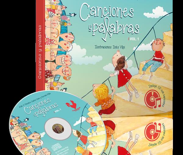 'Canciones y palabras', el libro-CD de Veleta Roja. / EC